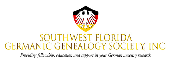 The Southwest Florida Germanic Genealogy Society, Inc.